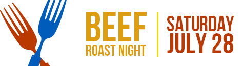 PMVFC Beef Roast Night
