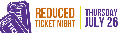 PMVFC Reduced Ticket Night