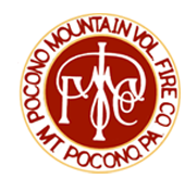 Pocono Mountain Volunteer Fire Company Logo